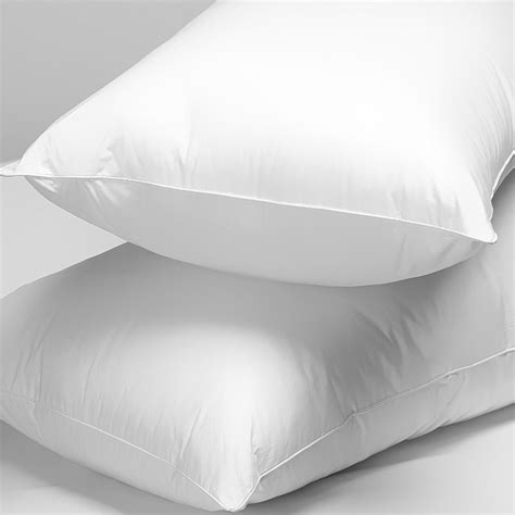 Pillows Uk by Standard 3 Foot Hypo Allergenic Clusterfill