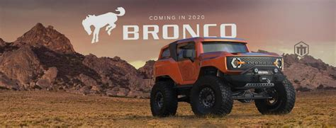 ford bronco imagined