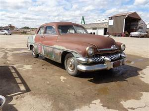 1951 Mercury Sedan  4 Door  South Dakota Car With Title