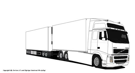 Volvo Kleurplaat by Kleurplaat Vrachtwagen Daf Malvorlage Lastwagen Sandmixer