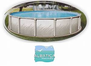 Liner Piscine Hors Sol Ronde : liner piscine hors sol compatible albatica distripool ~ Dailycaller-alerts.com Idées de Décoration