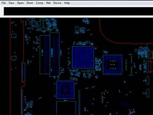 Toshiba Satellite A200  A205 Schematic  Mw10m  U2013 Laptop