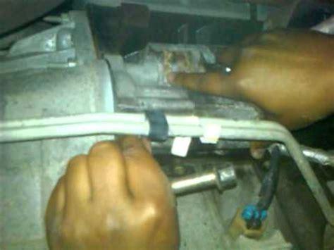 change crankshaft position sensor  gmc savana