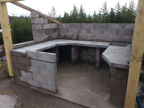 construire cuisine d été merveilleux construire sa terrasse bois 8 cuisine d ete