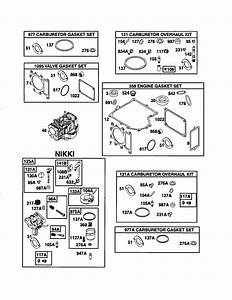 32 Briggs And Stratton Nikki Carburetor Diagram