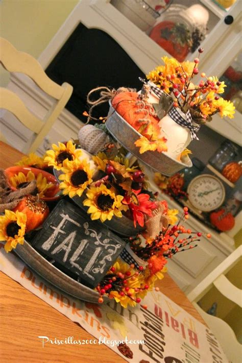 fall decorations  home decor walmart fall decorating