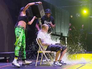 Eminem from ALS Ice Bucket Challenge: Stars Who've ...