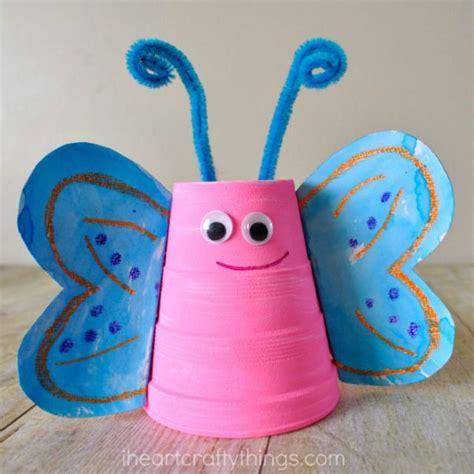 butterfly crafts  kids