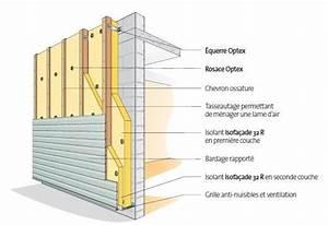 Isolation Par Exterieur : ite isolation thermique par l 39 ext rieur solutions ~ Melissatoandfro.com Idées de Décoration
