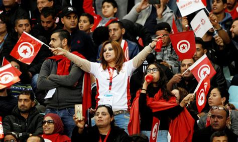 Fifa World Cup Qualifiers Goalless Draw Secures Tunisia