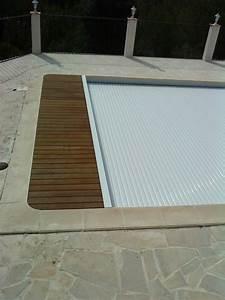 Volet Roulant Piscine Pas Cher : volet roulant pour piscine piscine d bordement volet ~ Mglfilm.com Idées de Décoration