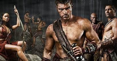 Spartacus Series Tv Starz Season Adult Cast