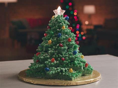 christmas tree saver recipe tree cake recipe food network kitchen food network