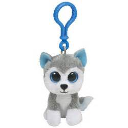 Husky Ty Beanie Boos Coloring Pages