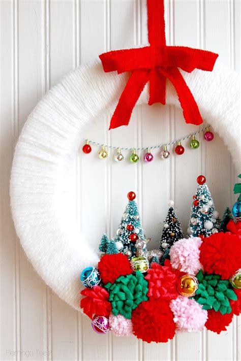 top  diy wreaths   perfect winter wonderland top