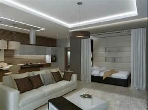 Kleine Wohnung Ideen : 1 raum wohnung gestalten ~ Markanthonyermac.com Haus und Dekorationen