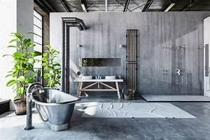 Bad Industrial Style : ausgefallene badezimmer inspiration in ihrem bad11 ratgeber ~ Sanjose-hotels-ca.com Haus und Dekorationen