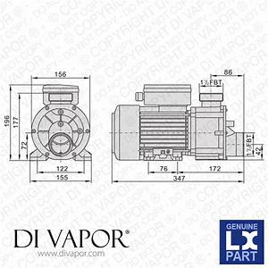 Lx Dh1 0 Pump 1 Hp