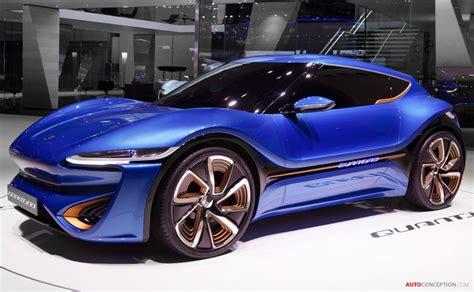 Nanoflowcell Unveils Quant F And Quantino Concept Cars In