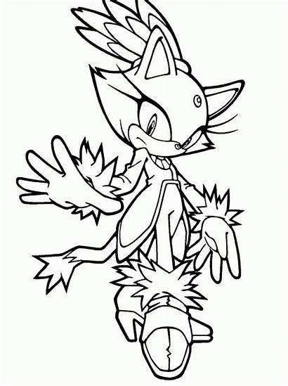 Sonic Dibujos Colorear Oh Sc
