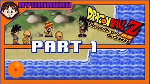 Dragon Ball Z Legacy Of Goku Walkthrough Part 1 Rock