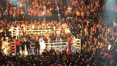 Deontay Wilder ring entrance - YouTube
