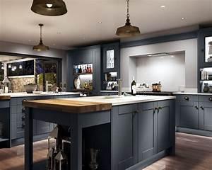 Wickes Milton Midnight kitchen - Country - Kitchen - Other