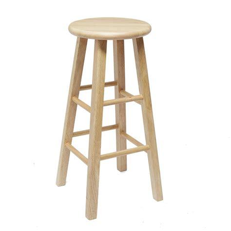 Wood Counter Stools - mainstays fully assembled 24 quot wood bar stool