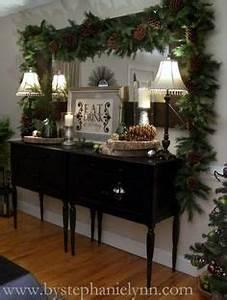 Hall Table Decor on Pinterest