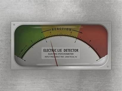 Lie Detector Kern Viktor Dribbble