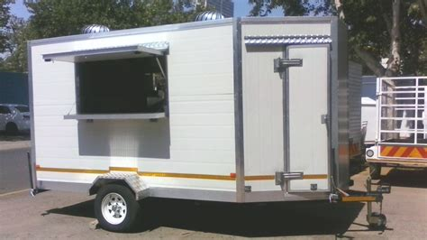 4m Insulated Mobile Kitchen