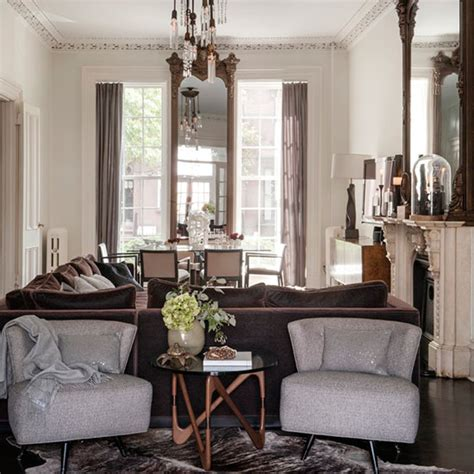 house   york brownstone ideal home