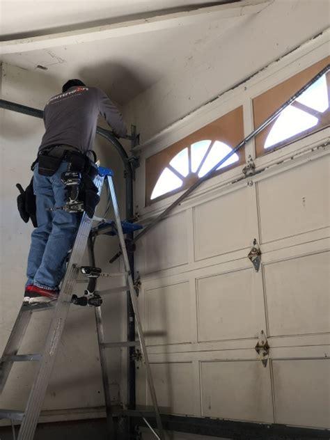 16 x 7 garage door torsion torsion springs replacement for wooden sectional door