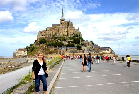 the emblematic mont michel in photos