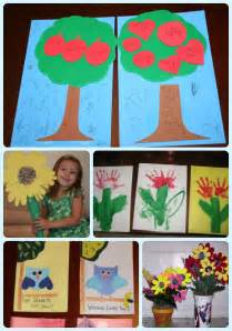 Preschool Grandparents Day Craft Ideas