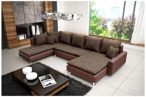 canapé en u design canapé d 39 angle en u design