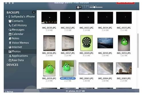 ibackup freeware