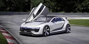 Volkswagen Golf Gte : 2015 vw golf gte sport concept ~ Melissatoandfro.com Idées de Décoration