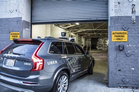 Uber Can Resume Testing Self-driving Cars In California