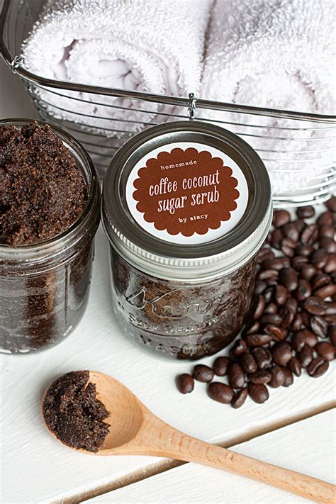 Diy body scrubs are a great way to exfoliate and nourish your skin. Homemade Coffee-Coconut Sugar Scrub - Party Inspiration