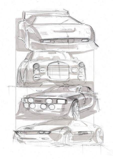 Industrial Design Le by Le Container Industrial Design Auto Design Skizze