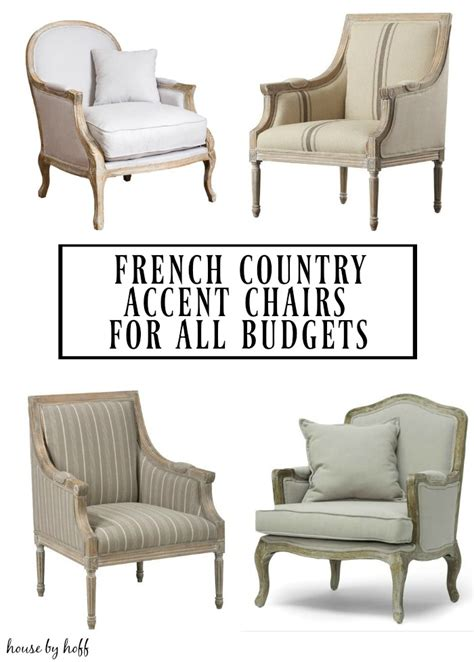 country accent chairs country accent chairs for all budgets house by hoff