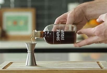 Syrup Simple Kit Hand Bottle Studio