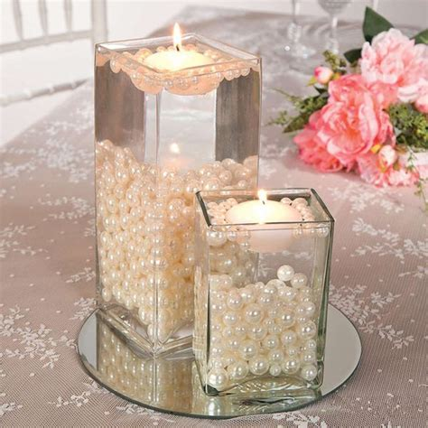 centerpieces with pictures for modern brides 25 fabulous wedding centerpieces without flowers everafterguide