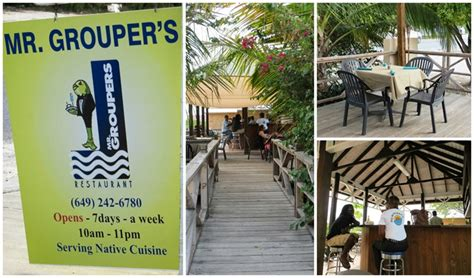 grouper mr turks caicos providenciales lunch grace bay daytime wouldn dine spot night