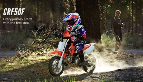 2019 Honda Crf50f Review  Specs  Kids Crf Dirt & Trail