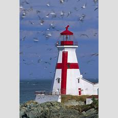 Islands, Lighthouses And Canada On Pinterest