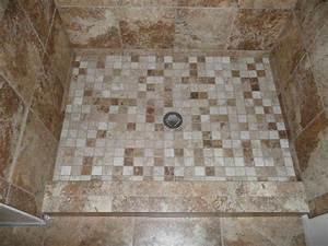 Mosaic, Tile, Bathroom, Floor, Ideas, 4, With, Images