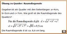 Jahreszins Berechnen Formel : quader formel volumen fl che oberfl che mathe ~ Themetempest.com Abrechnung