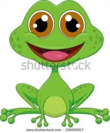 Cute Cartoon Frogs